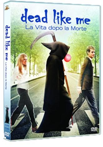 La copertina di Dead Like Me - Il film (dvd)