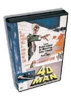 La copertina di Delitto in quarta dimensione (dvd)