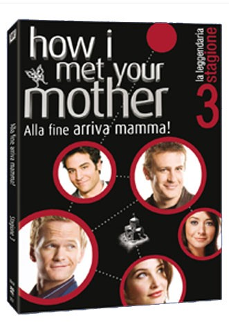La copertina di How I Met Your Mother - Alla fine arriva mamma - Stagione 3 (dvd)