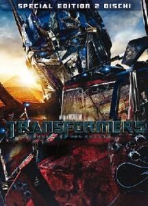 La copertina di Transformers - La vendetta del caduto - Edizione speciale (dvd)