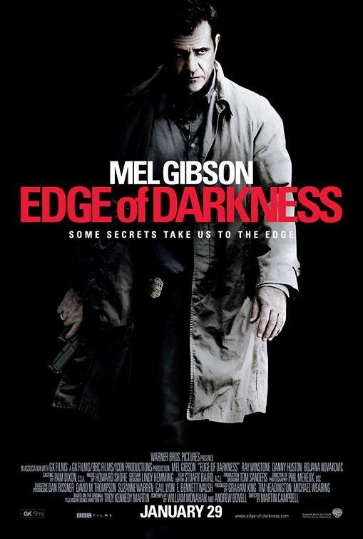 La locandina di Edge of Darkness