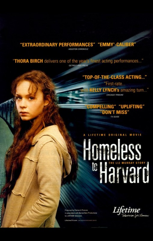 La locandina di Homeless to Harvard: The Liz Murray Story