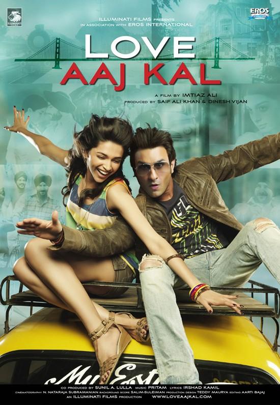 La locandina di Love Aaj Kal