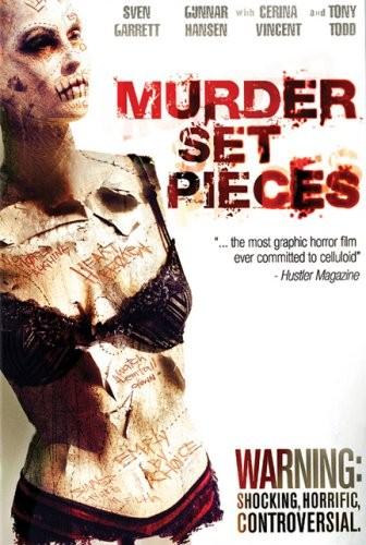 La locandina di Murder-Set-Pieces