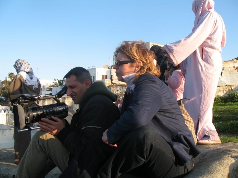 La regista Giuliana Gamba