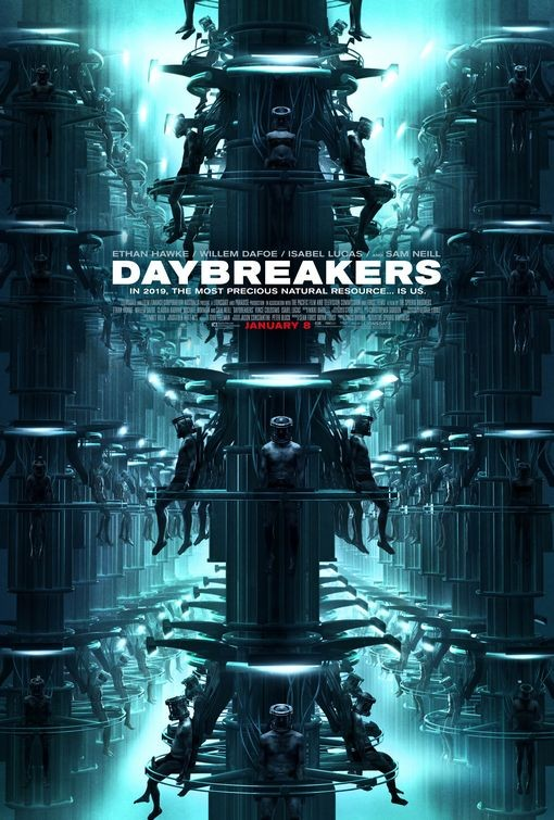 Nuovo poster per Daybreakers