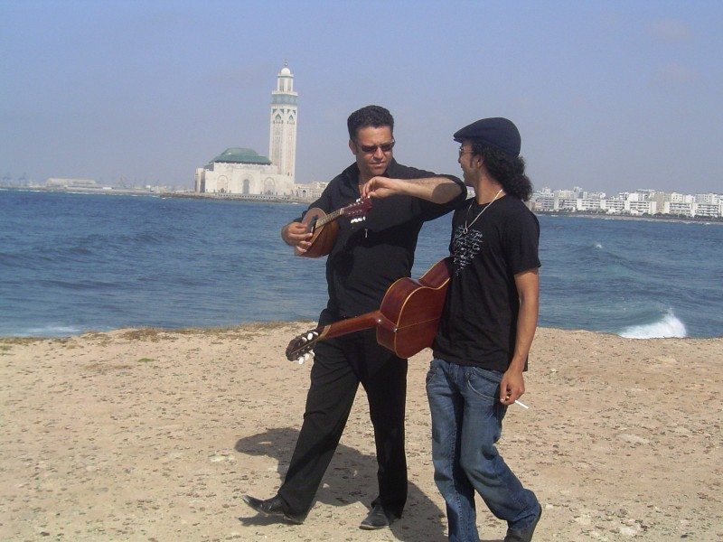 Un'immagine del film Sound of Morocco di Giuliana Gamba