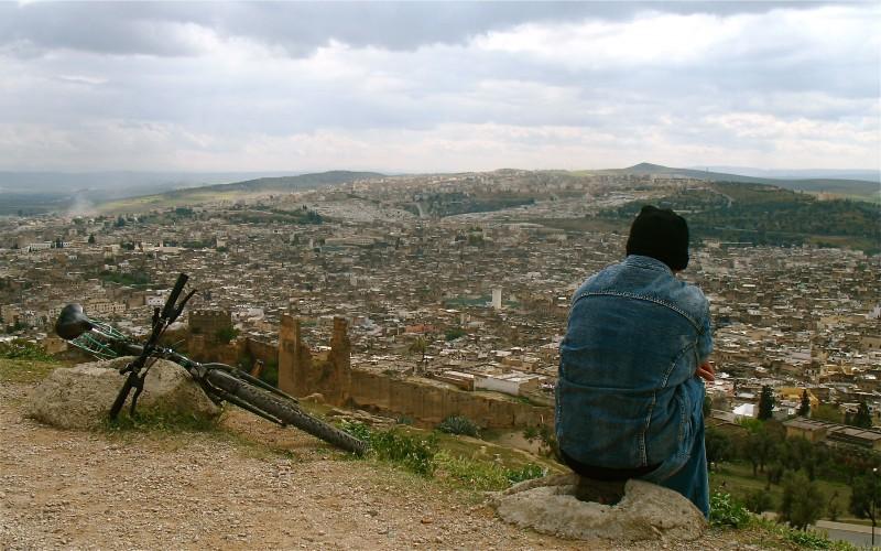 Una scena del film Sound of Morocco di Giuliana Gamba