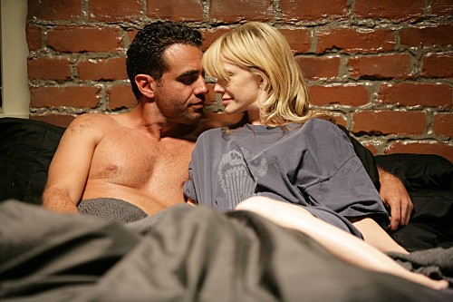 Cold Case: Kathryn Morris e Bobby Cannavale nell'episodio Hood Rats