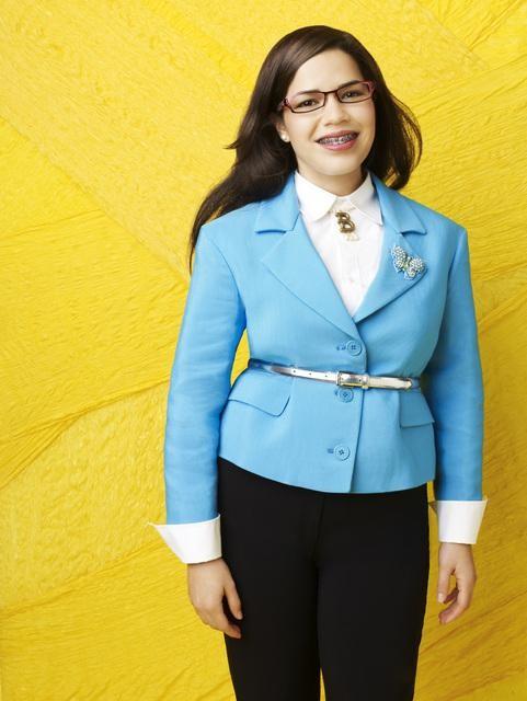 Ugly Betty: America Ferrera in una foto promozionale della stagione 4