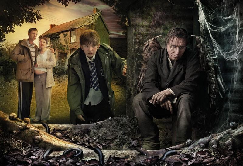 Un'immagine promozionale del film Skellig