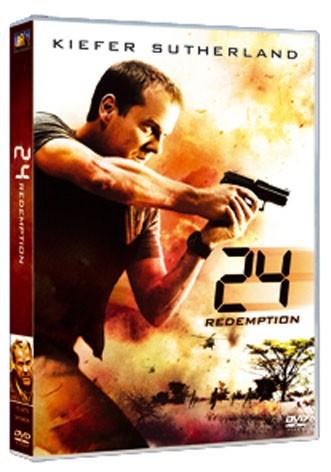 La copertina di 24: Redemption (dvd)