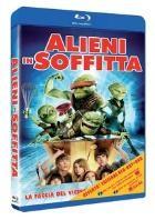 La copertina di Alieni in soffitta (blu-ray)