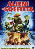 La copertina di Alieni in soffitta (dvd)