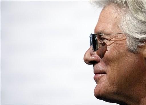 Roma 2009: Richard Gere presenta il film Hachiko, di cui è protagonista