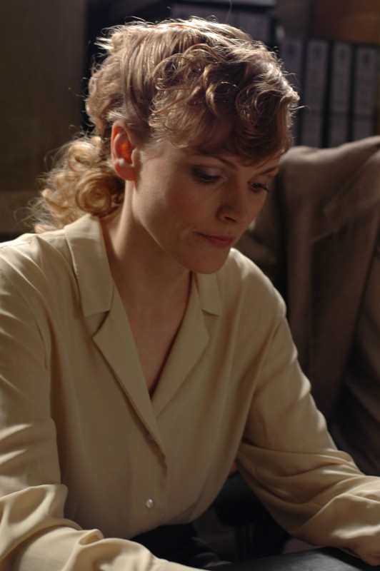 Maxine Peake in una scena del film Red Riding: 1980
