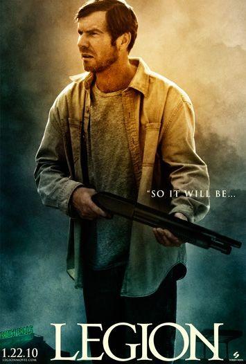 Character Poster (1) per il film Legion