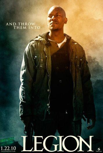 Character Poster (5) per il film Legion