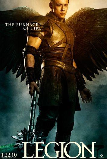Character Poster (6) per il film Legion