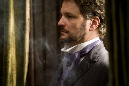 Colin Firth nel film Dorian Gray