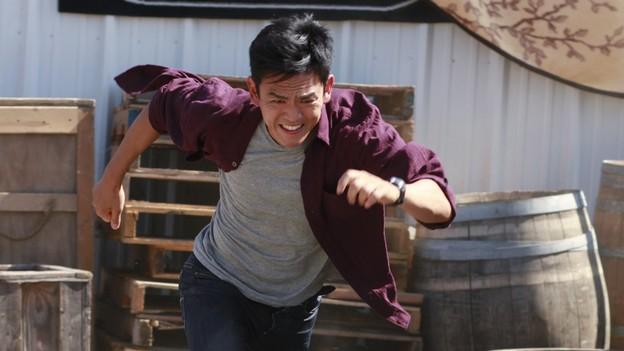 FlashForward: John Cho nell'episodio Black Swan