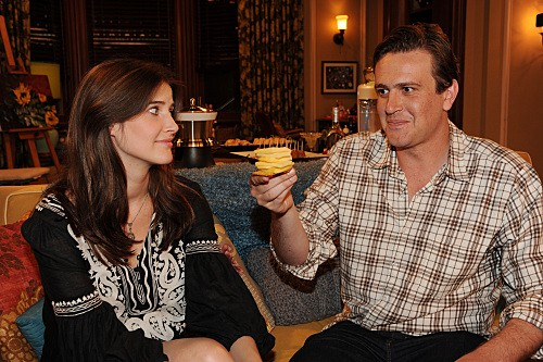 How I Met Your Mother: Cobie Smulders e Jason Segel nell'episodio The Sexless Innkeeper