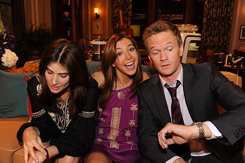 How I Met Your Mother: una foto dall'episodio The Sexless Innkeeper