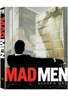 La copertina di Mad Men - Stagione 1 (dvd)