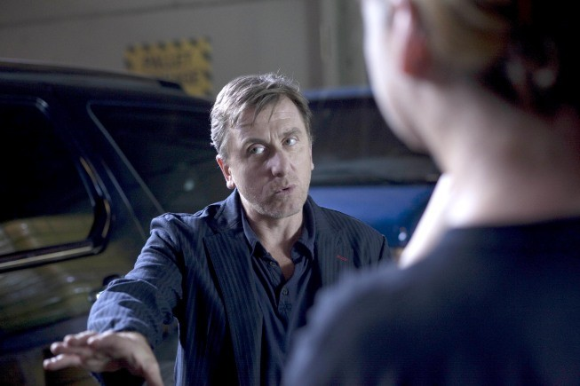 Lie to Me: Tim Roth nell'episodio Grievous Bodily Harm