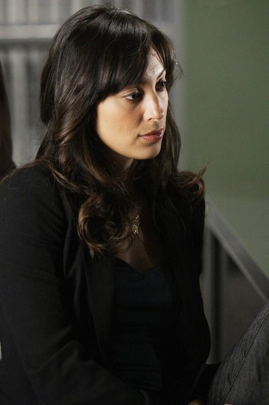 Numb3rs: Aya Sumika in una scena dell'episodio Where Credit's Due