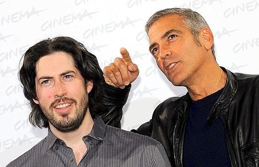 Roma 2009: George Clooney presenta Tra le nuvole con il regista Jason Reitman