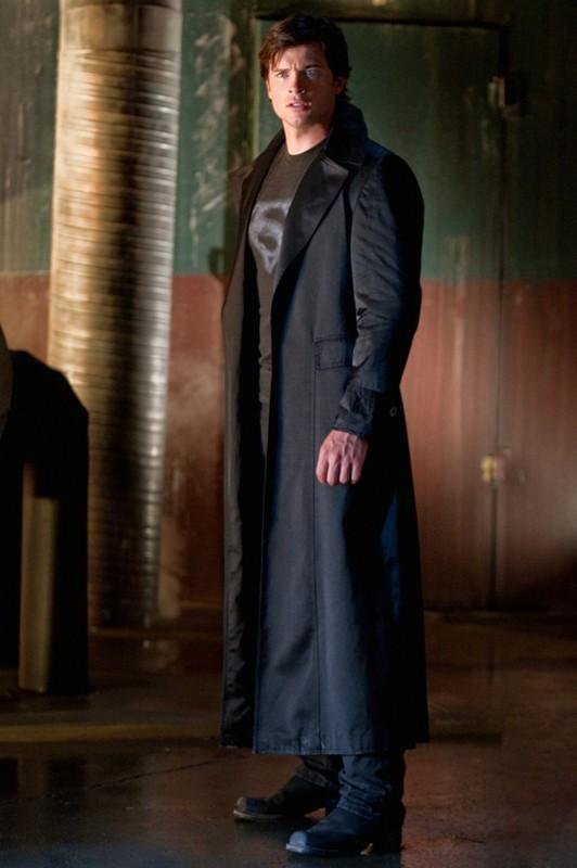 Tom Welling in una scena dell'episodio Savior di Smallville