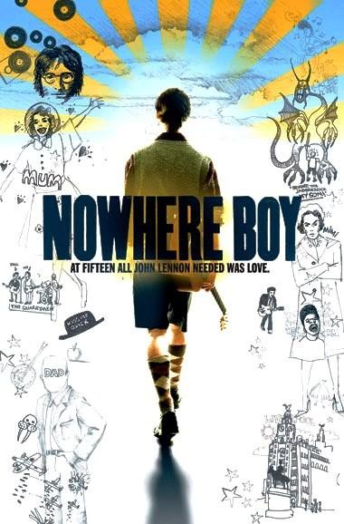La locandina di Nowhere Boy
