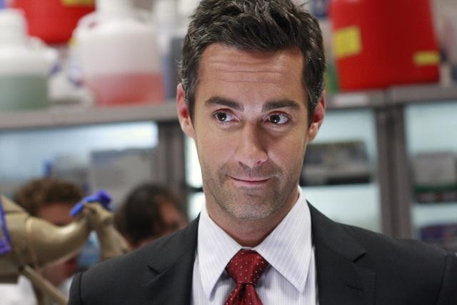 Better Off Ted: Jay Harrington nel pilot della serie