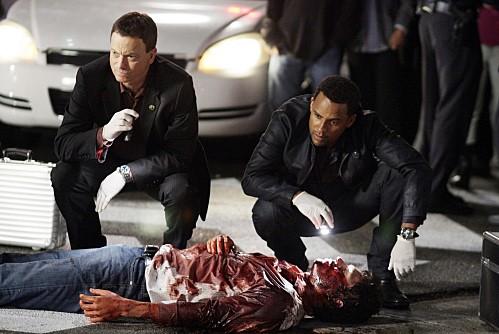 CSI NY: Gary Sinise ed Hill Harper nell'episodio It Happened to Me