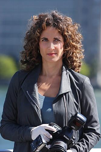 CSI NY: Melina Kanakaredes nell'episodio Cuckoo's Nest
