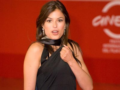 Festival di Roma 2009: un'espressione sorpresa di Sara Tommasi