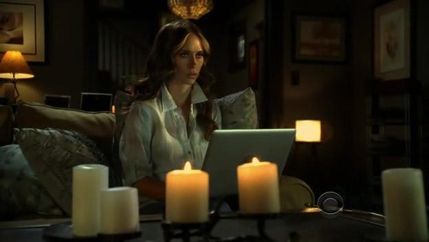 Ghost Whisperer: Jennifer Love Hewitt nella puntata Do Over, della quinta stagione della serie televisiva