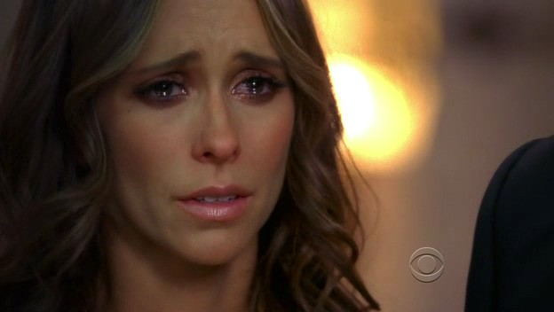 Ghost Whisperer: primo piano di Jennifer Love Hewitt nell'episodio Till Death Do Us Start (quinta stagione)