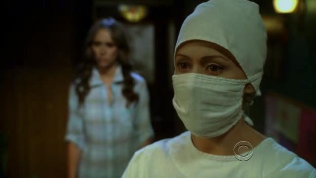 Ghost Whisperer: una terrificante visione per Melinda Gordon nell'episodio Do Over, della quinta stagione della serie televisiva