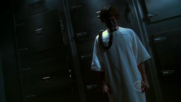 Ghost Whisperer: uno spettro si manifesta all'obitorio dell'ospedale di Grandview nell'episodio Do Over, della quinta stagione