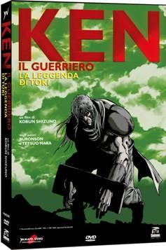La copertina di Ken il Guerriero - La Leggenda di Toki (dvd)