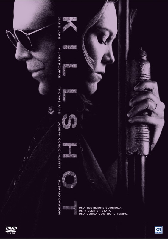 La copertina di Killshot (dvd)