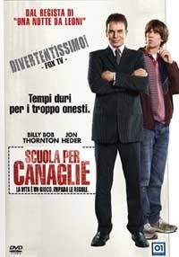 La copertina di Scuola per canaglie (dvd)