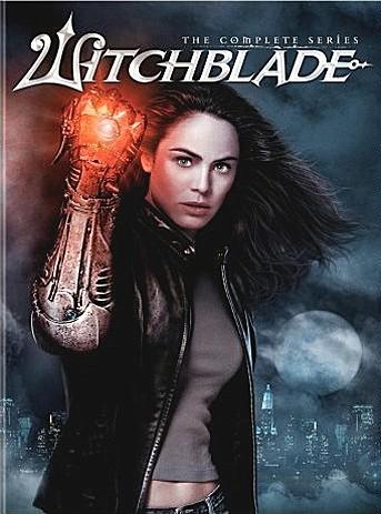 La locandina di Witchblade