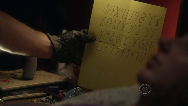 Medium, stagione 6: un misterioso serial killer lascia un messaggio cifrato nell'episodio The Medium is the Message
