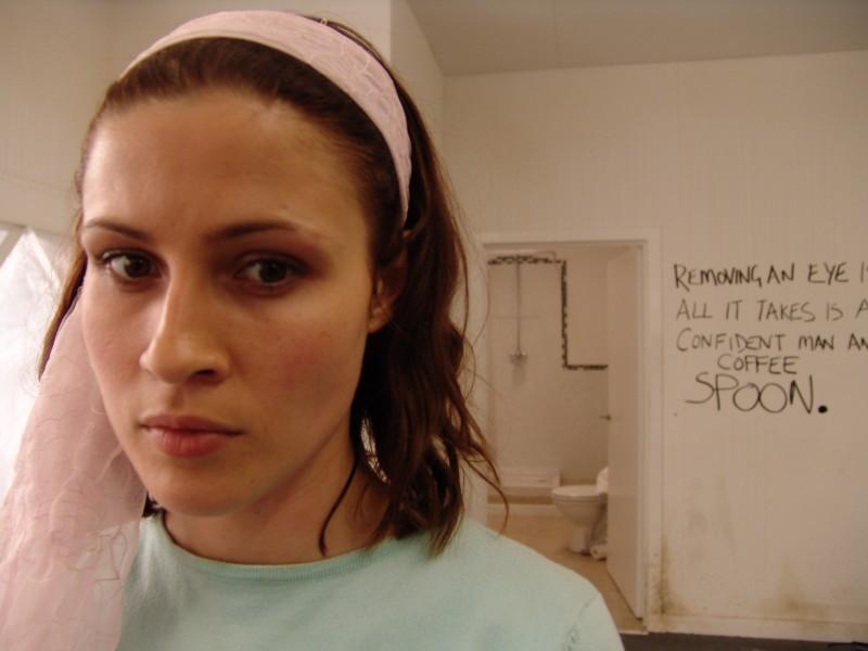 Una dei protagonisti del film Senseless (2008)