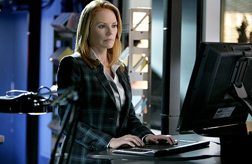 CSI: Marg Helgenberger nell'episodio The Lost Girl