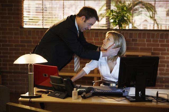 Private Practice: Paul Adelstein e Kadee Strickland nell'episodio Strange Bedfellows