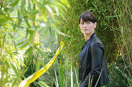 The Mentalist: Robin Tunney nell'episodio Throwing Fire
